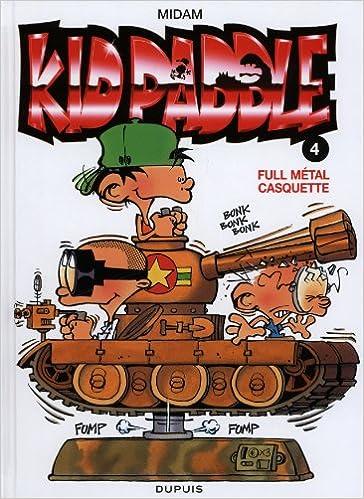 Livre Kid Paddle, Tome 4 : Full métal casquette pdf epub