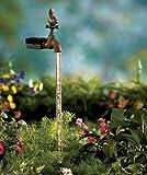 (US) Solar Lighted Water Stake Garden Yard Art 23