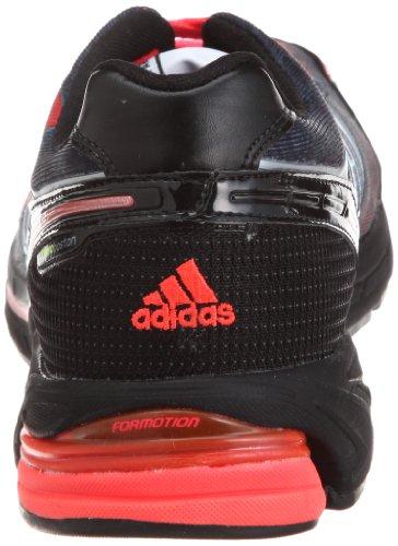 Adidas adizero boston 2 graph noir rouge bleu homme chaussure running Adidas