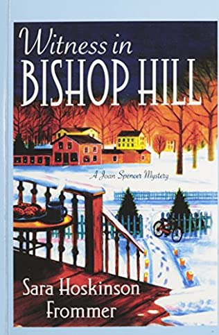 book cover of Witness in Bishop Hill