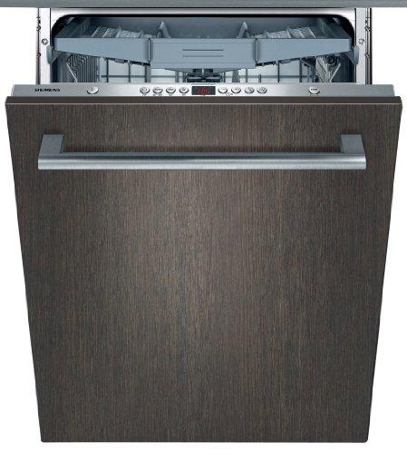 Siemens SX64M080EU iQ500 vollintegrierbarer Geschirrspüler / Einbau / A++ A / 14 Maßgedecke / 60 cm / varioSpeed / AquaStop