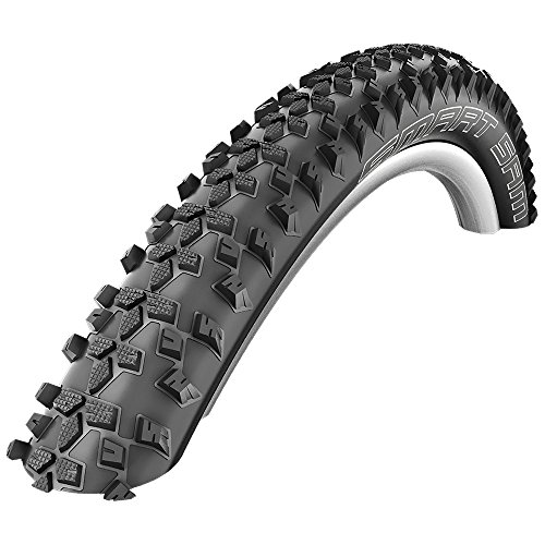 Schwalbe Smart Sam 700 X 35C Wired Tyre with ORC Black- Skin 450g (37-622)