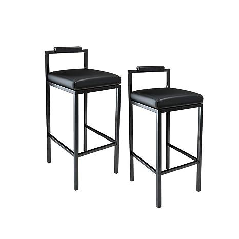 Peachy Amazon Com Gsej Barstools Metal Barstools Leisure Counter Squirreltailoven Fun Painted Chair Ideas Images Squirreltailovenorg