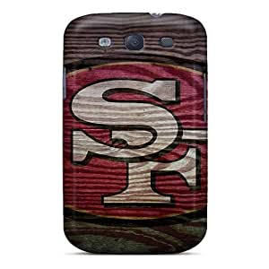 Durable Protector Cases Covers With San Francisco 49ers Hot Design For Galaxy S3