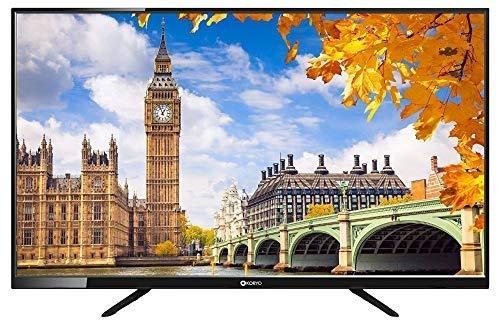 Koryo 127 cm  50 inches  4K Ultra HD LED TV KLE50UDFR63U  Black   2019 Model