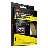 3M 03612 4'' x 5/8'' Adhesive Eraser Wheel