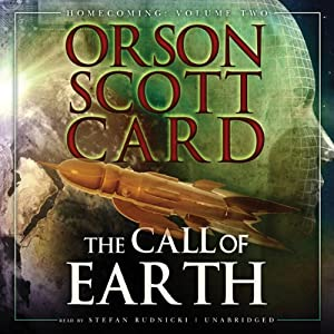 The Call of Earth Hörbuch