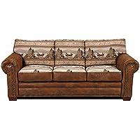 American Furniture Classics Alpine Lodge Sofa
