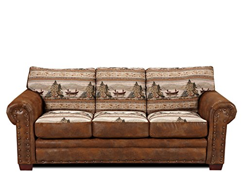 (American Furniture Classics Alpine Lodge)