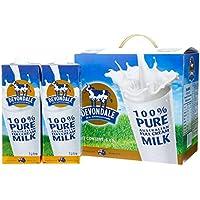 Devondale德运全脂牛奶礼盒装1L*6 (澳大利亚进口)