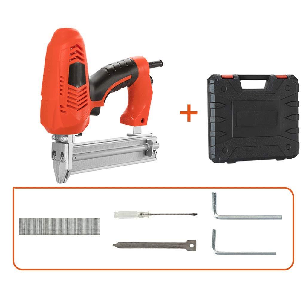 AA-tool Elektrischer Nagelgewehr-Nagelpistole gerader Nagel U-f/örmiger elektrischer Nagelpistole-Nagelpistole//Stil 1