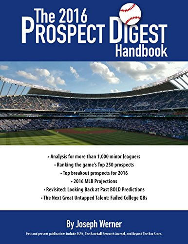 The 2016 Prospect Digest Handbook