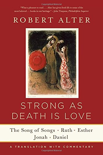 Strong Death Love Translation Commentary