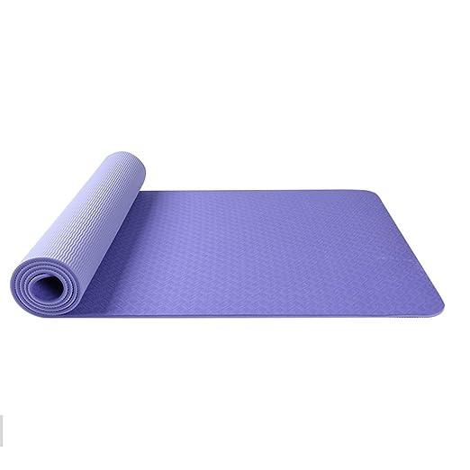 NAERFB esteras del Yoga, Caucho Natural, Profesión, Hombres ...