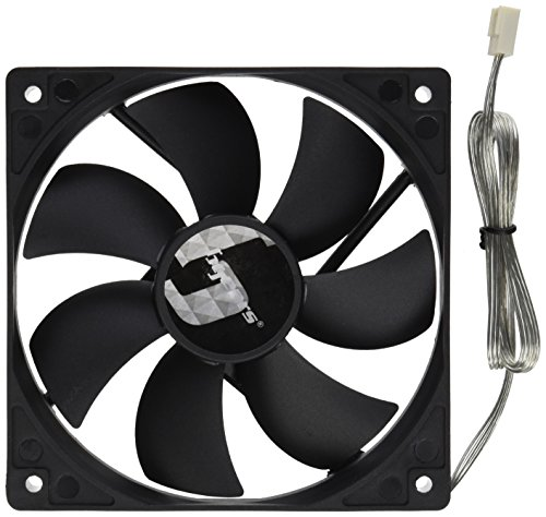 2 Blasters - Bgears b-Blaster 120mm 2 Ball Bearing High Speed Extreme Airflow Fan