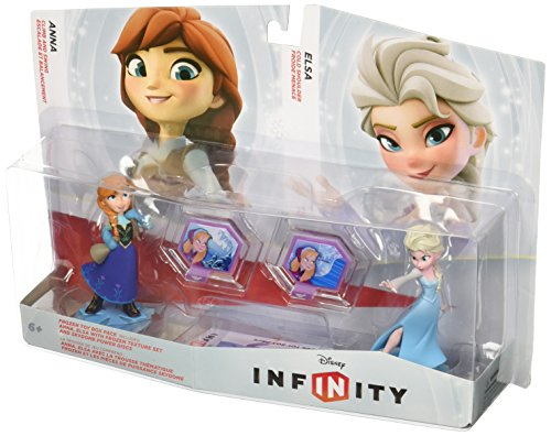 DISNEY INFINITY - Frozen Toy Box Set by Disney Interactive Studios