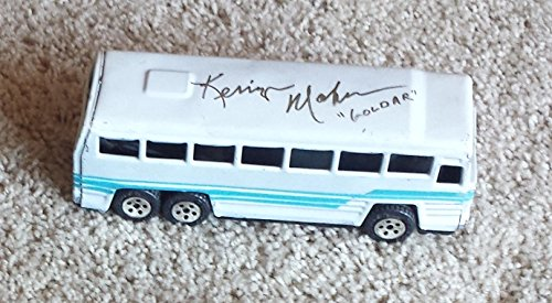 Mighty Morphin Power Rangers Green with evil part 4 screen used bus (Bus Prop)