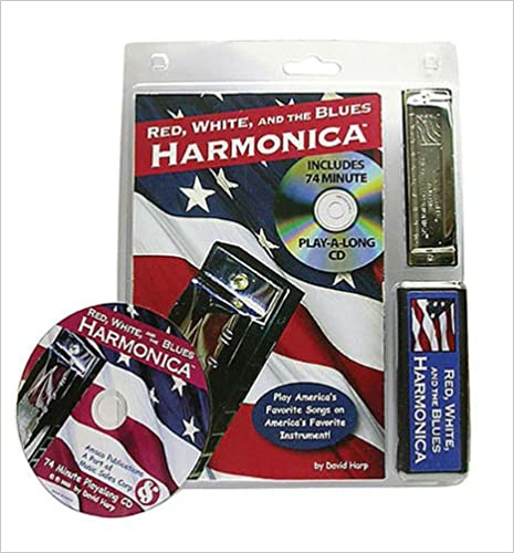 \\DJVU\\ Red, White, And The Blues Harmonica: Book/CD/Harmonica Pack. igual archivo sobre pleno several impondra EMISION Herron