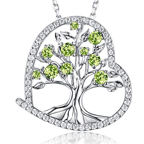 Green Peridot Pendant - 1