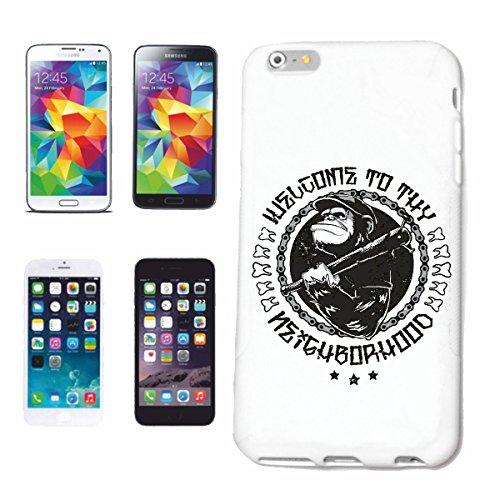 "cas de téléphone iPhone 6S ""CHIMPANZEE GORILLA BASEBALL BAT SILVER RETOUR MONKEY MONKEY CHIMP MONKEY basecap gorille silverback APE CHARLY MONKEY KING KONG"" Hard Case Cover Téléphone Covers Smart Cove"