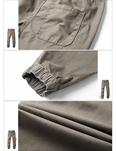 Match Men's Jogger Pant (42,6055 Light Khaki)