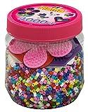 Hama - 2051 - Loisir Créatif - Midi Pot 4000 Perles + 3 Plaques