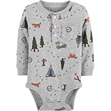 Carter's Baby Boys' Wild About Mommy Bodysuit