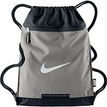 Nike Beuteltasche Team Training Gymsack, MEDIUM GREYBLACK