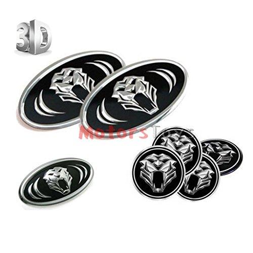 kia wheel emblem - 5