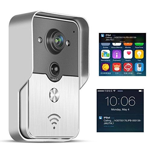 Smart IP Cloud WiFi visual Intercom timbre de puerta con ...