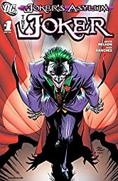 Joker's Asylum: Joker (2008-) #1