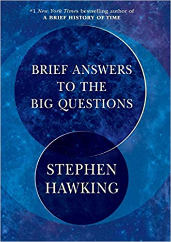 Amazon Fr Brief Answers To The Big Questions Stephen