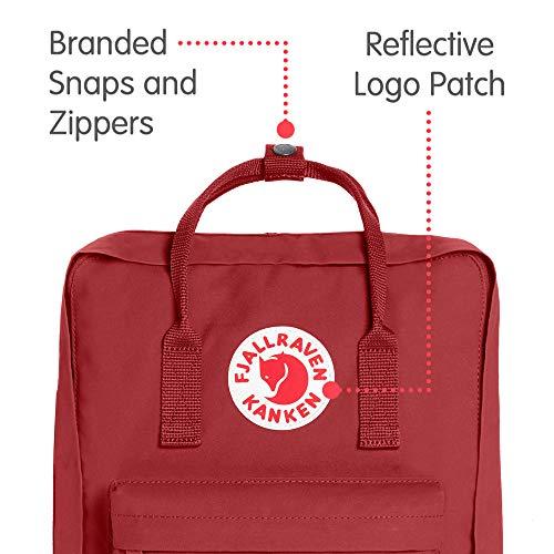 Fjallraven Red Backpack Backpack Fjallraven Red Kanken Kanken Backpack Deep Fjallraven Deep Deep Kanken A78Wwnx11