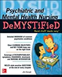 img - for Psychiatric and Mental Health Nursing Demystified book / textbook / text book