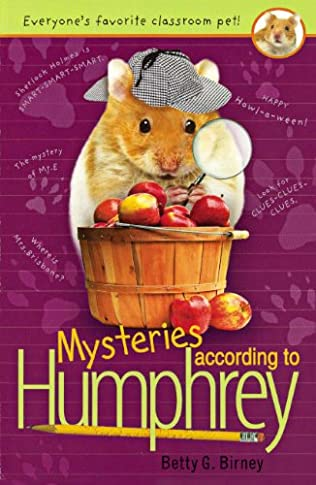 book cover of Mysteries According to Humphrey