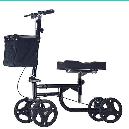 Andador de rodilla Scooter orientable para lesiones de ...