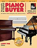 #10: Acoustic & Digital Piano Buyer Spring 2018: Supplement to The Piano Book