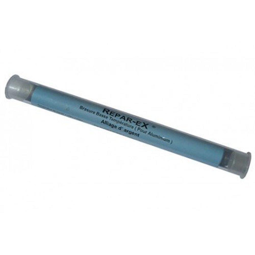 Brasure à l'argent basse température pour braser l'aluminium Oldorff Tecnologie