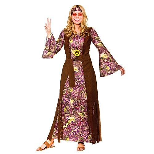 Summer of Love Hippie Women's Costume 60's Fancy (Summer Love Hippie Costume)