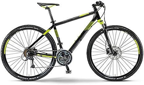 Staiger Idaho – Bicicleta de cross con 27 de piñón Shimano Deore ...