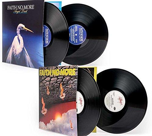 Faith No More: Angel Dust - Deluxe Edition Vinyl 2LP (Faith No More Angel Dust Music On Vinyl)