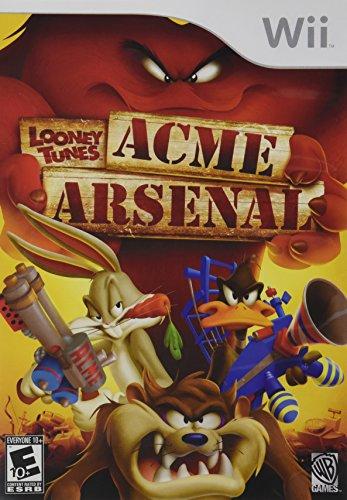 looney-toons-acme-arsenal-nintendo-wii