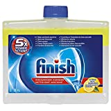 Finish Dishwasher Cleaner Dual Action Formula, Lemon, 1 Count