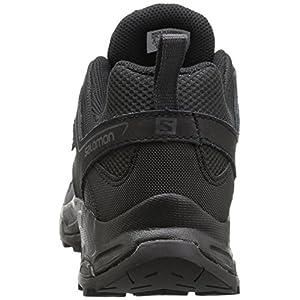 Salomon Men's Pathfinder CSWP M Walking Shoe, Phantom/Black/Magnet, 11 Medium US