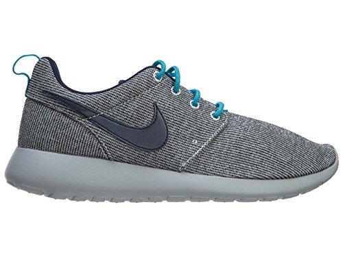 Nike Rosherun Scarpe da Corsa, Unisex Bambino GRIGIO-BLU