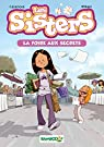Les Sisters en roman, tome 7 : La Foire aux secrets par Cazenove