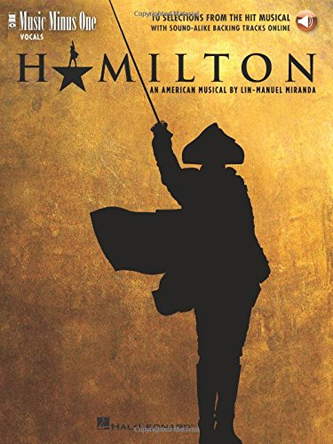Hamilton Selections Musical Music Vocals product image