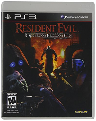 Resident Evil: Operation Raccoon City - Playstation 3 (Resident Evil Operation Raccoon City Best Character)
