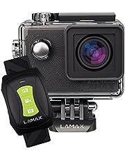 Sparen Sie bei LAMAX X7.1 Naos Action Kamera Full HD 1080p schwarz und mehr