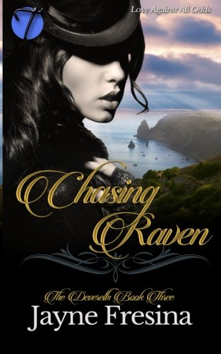 book cover of Chasing Raven